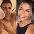 O Biel tem tanto crush em Rafaella Santos, irmã de Neymar, que já até confessou que vai tentar pegar a gata