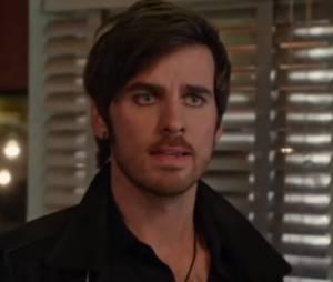 """Em """"Once Upon a Time"""", Hook (Colin O'Donoghue) sai do Submundo, mas fica preso!"""