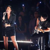 "Demi Lovato e Brad Paisley liberam single ""Without a Fight""! Ouça agora a parceria country"
