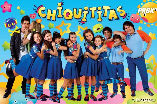 """""""Chiquititas"""" - Peixes"""