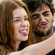"Felipe Simas, de ""Totalmente Demais"", torce para final feliz de Jonatas e Eliza (Marina Ruy Barbosa)"
