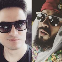 Felipe Neto e Mussoumano rimam e duelam em batalha épica de youtubers! Assista ao vídeo