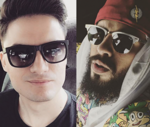 Felipe Neto e Mussoumano rimam na famosa Batalha de Youtubers