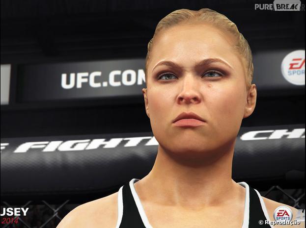 As mulheres também estão em EA Sports UFC
