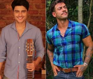 Guilherme Leicam e Lucas Lucco vão lançar parceria musical em breve