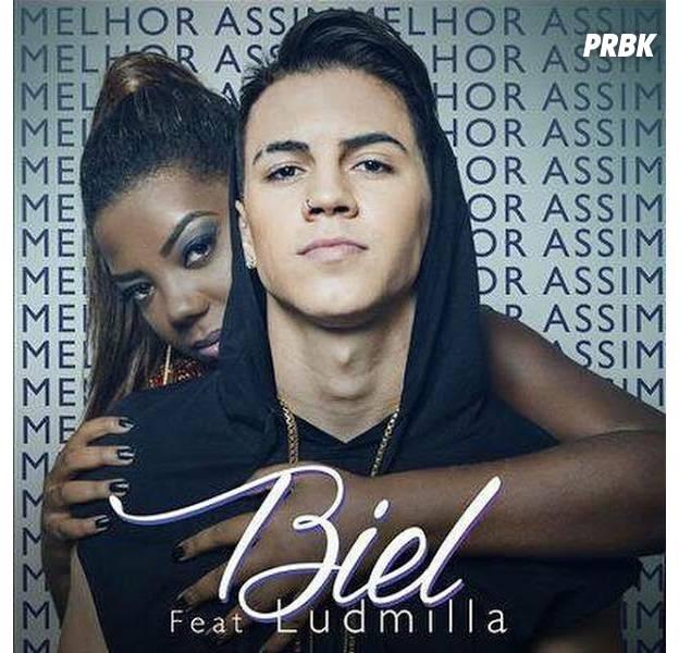 """Biel e Ludmilla aparecem sensuais no clipe de """"Melhor Assim"""""""