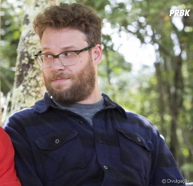 """Seth Rogen é um dos protagonistas de """"Vizinhos 2"""", com Chloë Moretz"""