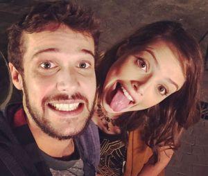 """De """"Haja Coração"""", Agatha Moreira e Jayme Matarazzo viverão um par romântico"""