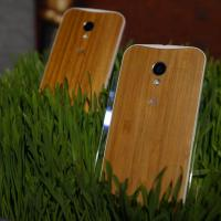 Motorola lança versão do smartphone Moto X com acabamento em bambu