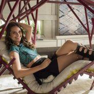 """Final """"Totalmente Demais"""": Juliana Paiva se despede de Cassandra e comemora sucesso da personagem!"""