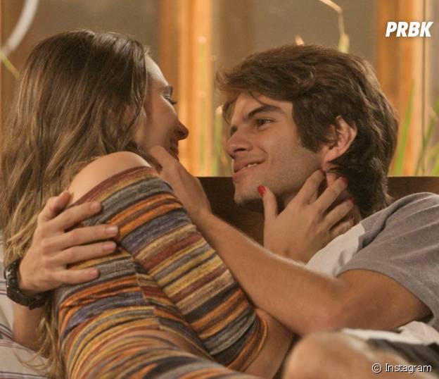 """Em """"Totalmente Demais"""", Cassandra (Juliana Paiva) e Fabinho (Daniel Blanco) terão final feliz!"""