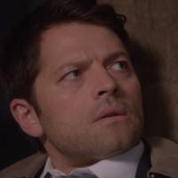"""Em """"Supernatural"""": na 11ª temporada, Lúcifer abandona corpo de Castiel na season finale!"""