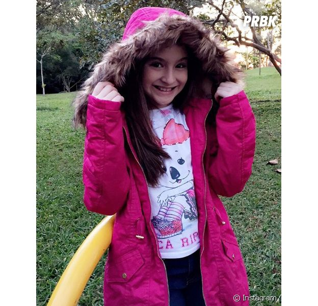 """Sophia Valverde, de """"Cúmplices de Um Resgate"""", viveu a personagem Maria em """"Chiquititas"""""""