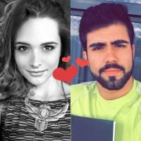 """Juliana Paiva, de """"Totalmente Demais"""", assume namoro com ex de Munik, campeã do """"BBB16""""! OMG"""