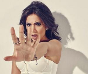 """Anitta já teve uma breve discussão com o dono do site de humor """"Não Salvo"""""""