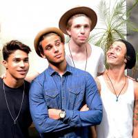 """P9 grava clipe de """"Just The Two of Us"""" com fãs no Rio de Janeiro!"""