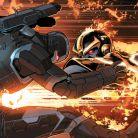 """Em """"Guerra Civil II"""": Máquina de Combate, aliado do Capitão América, é assassinado nos quadrinhos!"""