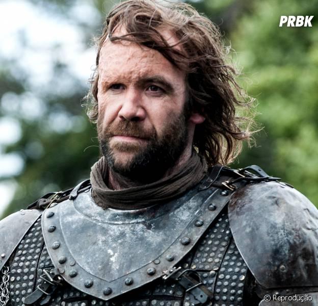 """Em """"Game of Thrones"""":Sandor Clegane, o Cão de Caça (Rory McCann), está de volta à série!"""