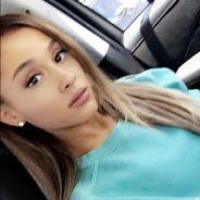 """Ariana Grande muda o visual e mostra resultado no Snapchat: """"Mais loira e feliz"""""""