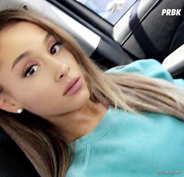 Confira o novo visual loiro de Ariana Grande