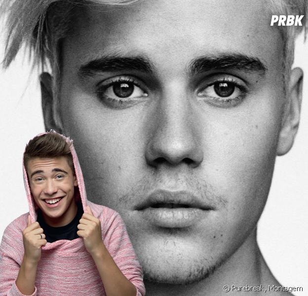 Luis Mariz faz playlist no Youtube com seus hits favoritos do Justin Bieber
