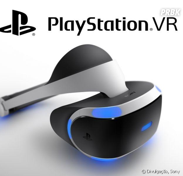 PlayStation VR, da Sony, será lançado em 13 de outubro nos Estados Unidos!