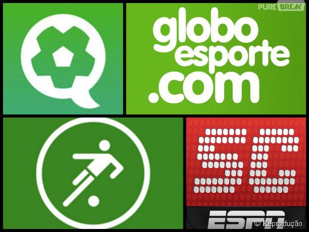 Aproveite que a Copa ainda não começou e saiba tudo sobre futebol com a ajuda desta super lista de aplicativos!