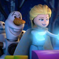 """De """"Frozen"""": Disney anuncia lançamento de livro e curtas versão Lego para a TV!"""