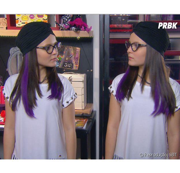 """Em """"Cúmplices de um Resgate"""", Isabela (Larissa Manoela) e Manuela não vão mais trocar de lugar!"""