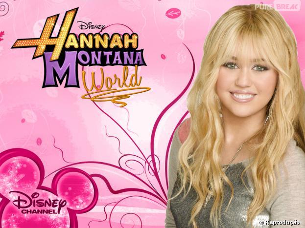 """O seriado """"Hannah Montana"""", com Miley Cyrus, comemora 8 anos nesta segunda-feira, 24 de março de 2014"""