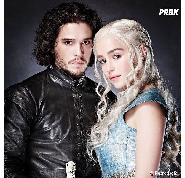"Final de ""Game of Thornes"": Jon Snow (Kit Harington) é o herdeiro legítimo dos Targaryen e do mesmo clã de Daenerys (Emilia Clarke)"