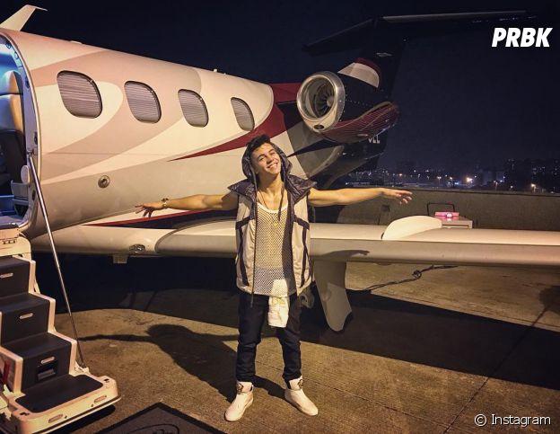 Biel viaja pelo Brasil todo com seus shows