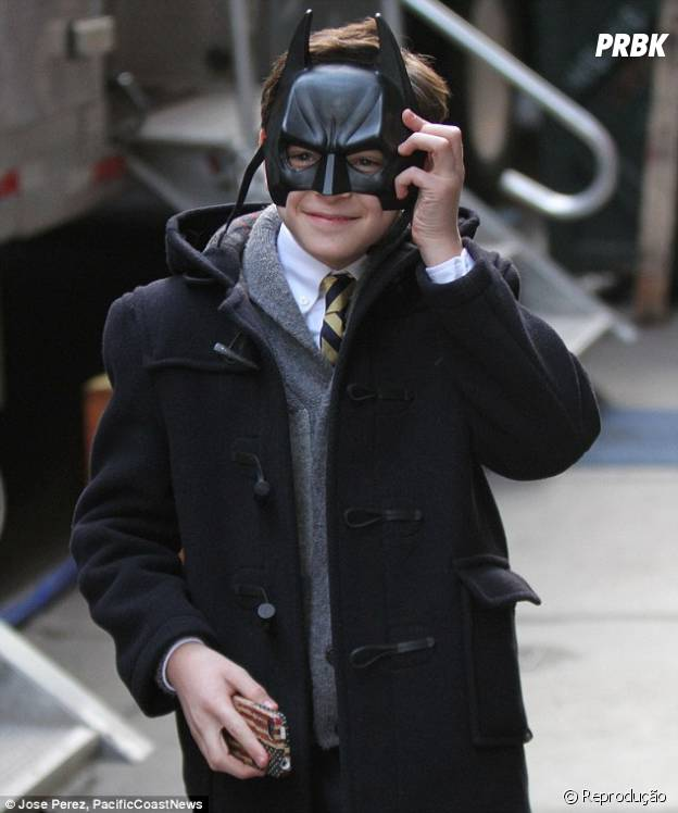 """Gotham"" conta a história de Bruce Wayne antes de ser Batman"