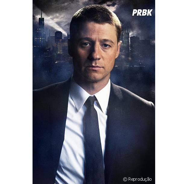 O detetive James Gordon protege a cidade de Gotham e quando conhece Bruce Wayne cria uma afinidade inexplicável