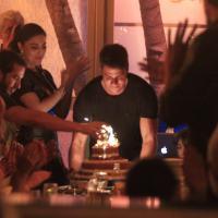 Juliana Paes comemora aniversário ao lado de Ivete Sangalo e Carolina Dieckmann