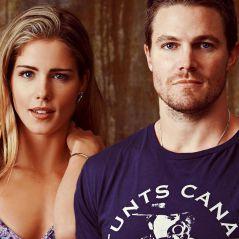 """Em """"Arrow"""": na 5ª temporada, Oliver e Felicity juntos novamente? Ator revela futuro da série!"""