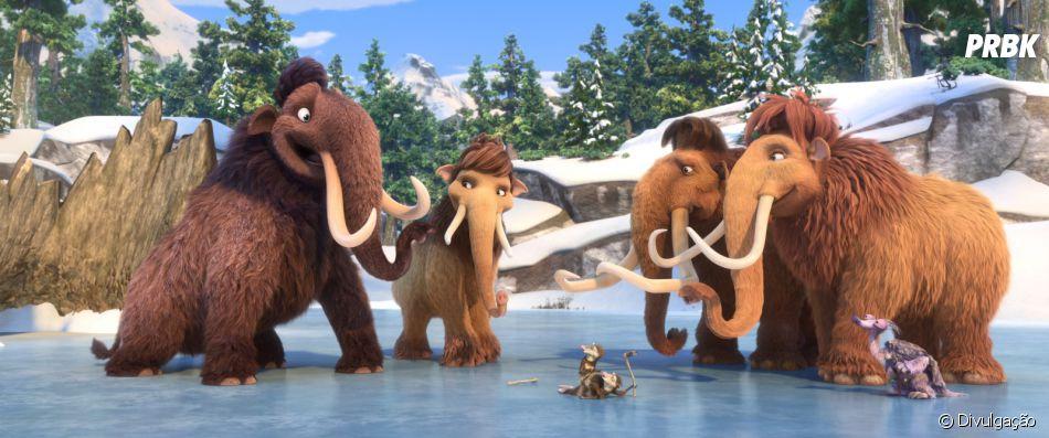 """""""A Era do Gelo 5: O Big Bang"""" deve ser o último filme da franquia de animação"""