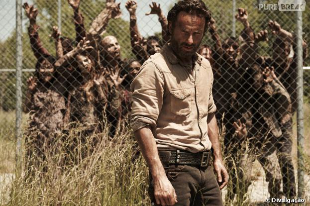 """Rick Grimes terá final surpreendente no último episódia da 4ª temporada de """"The Walking Dead"""""""