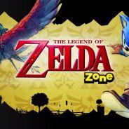 """Game """"Sonic: Lost World"""" ganha DLC baseado no mundo de """"The Legend of Zelda"""""""