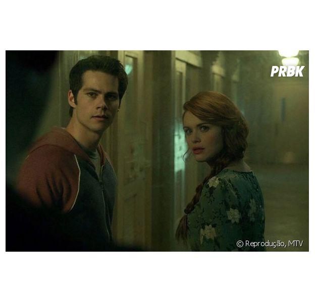 """Em """"Teen Wolf"""": fãs de Stiles e Lydia terão resposta sobre relacionamento na 6ª temporada"""