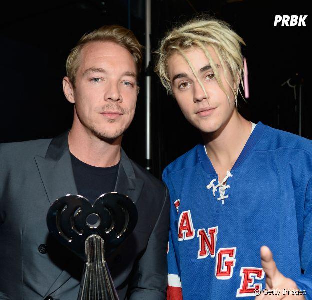 """Justin Bieber faz parceria com Major Lazer para a música """"Cold Water"""""""