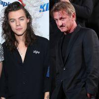 """Harry Styles, do One Direction, recebe elogios e é comparado a Sean Penn: """"Essa qualidade diferente"""""""