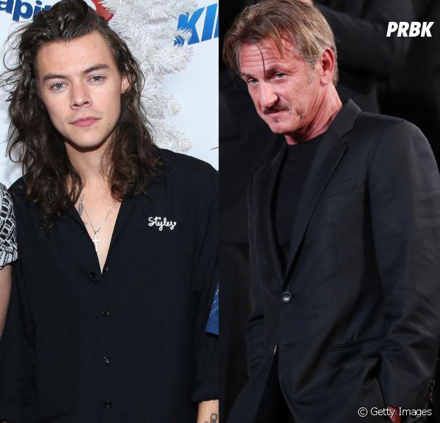 Mark Rylance compara Harry Styles, do One Direction, com Sean Penn