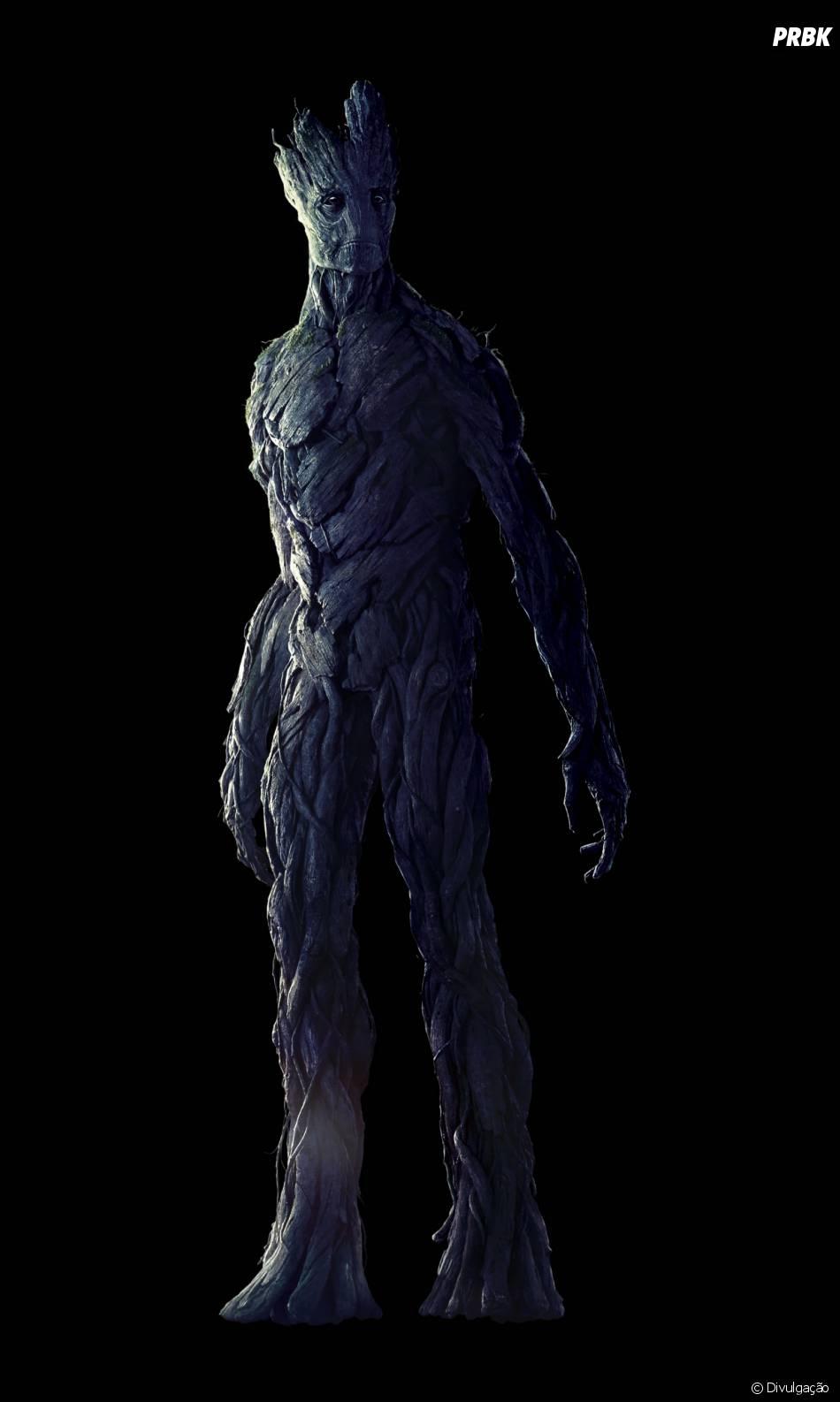 "Vin Diesel dubla a voz de Groot em ""Guardiões da Galáxia"""