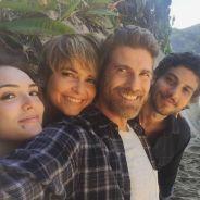 """Isabelle Drummond, Chay Suede e mais atores de """"A Lei do Amor"""" aparecem juntos em foto no Instagram!"""