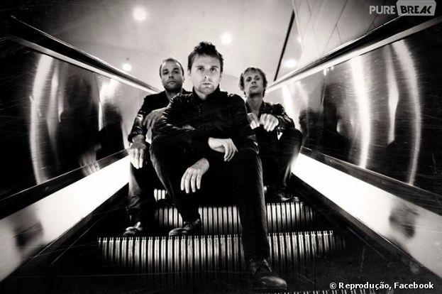 Muse cancela show em São Paulo antes do Lollapalooza