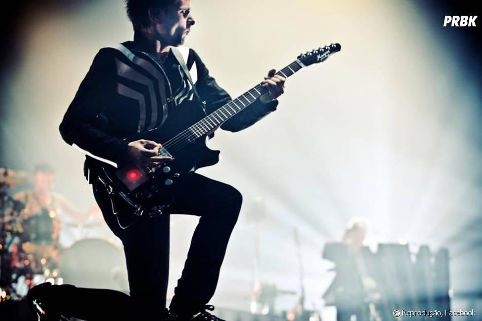 Fãs do Muse que compraram ingresso para o show cancelado estão liberados para o Lollapalooza