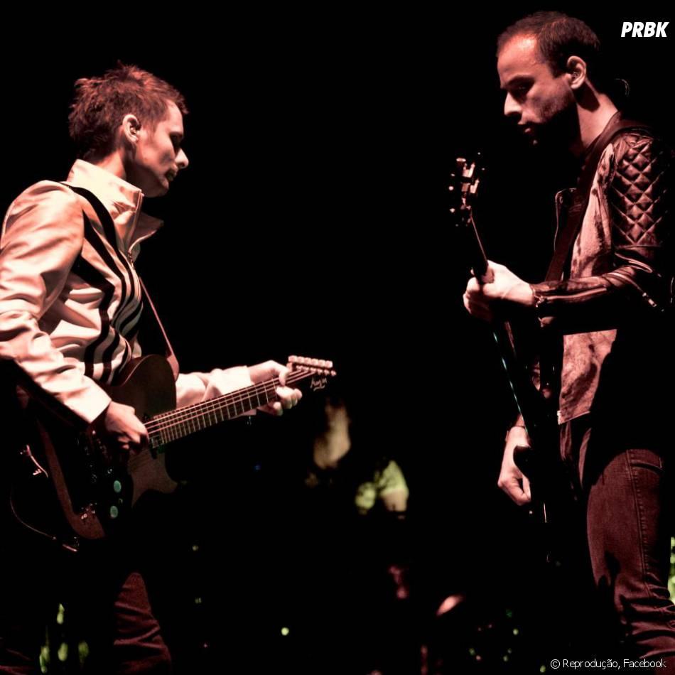 Muse precisa de recuperar para o show no Lollapalooza