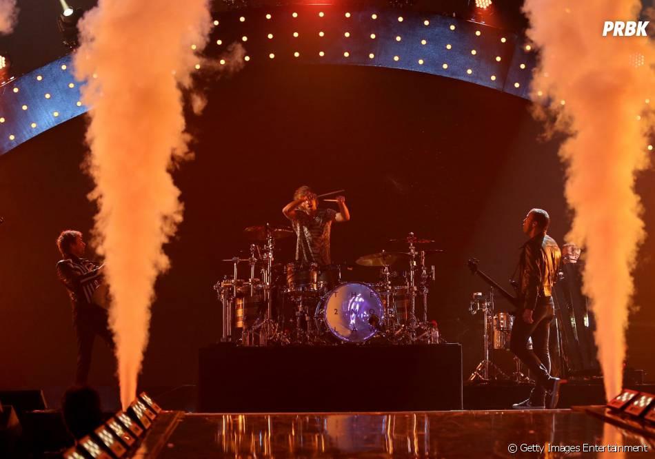 A banda Muse é uma das principais atrações do Lollapalooza