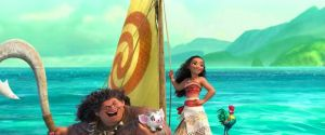 """De """"Moana"""": conheça os personagens da animação, como o semideus Maui e muito mais!"""